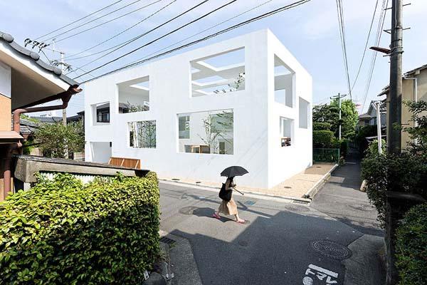 Инновационная японская архитектура фото 2