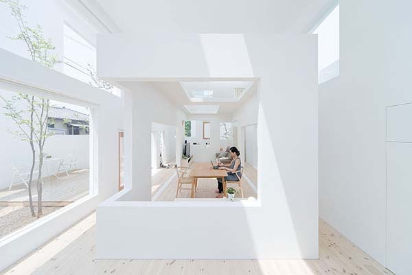 Инновационная японская архитектура фото 8