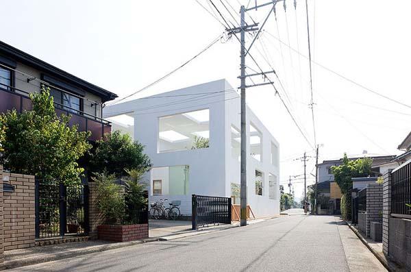 Инновационная японская архитектура фото 4