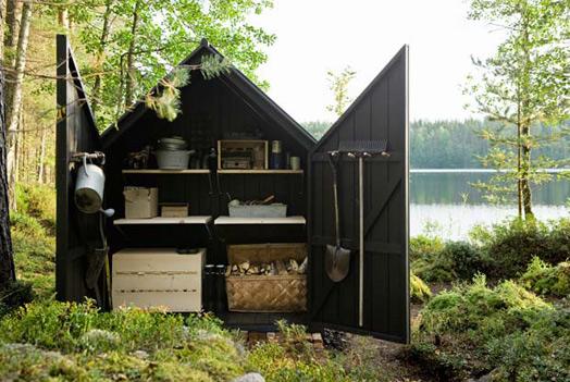 Маленький домик-теплица фото 2