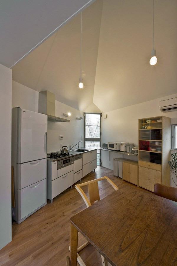 проект жилой дом на площадке в 29 кв. м