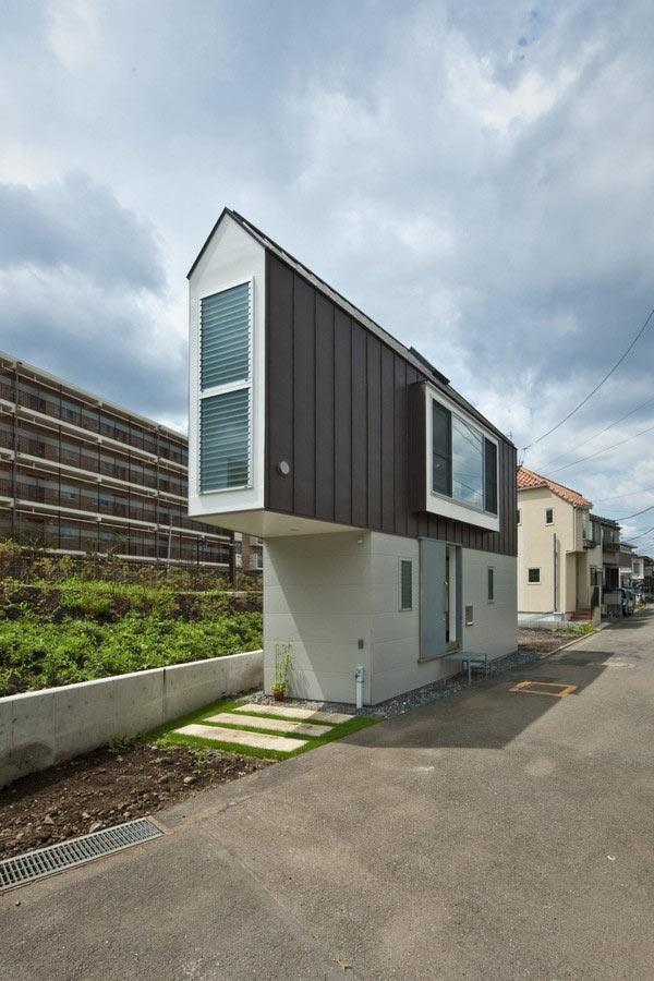 жилой дом на площадке в 29 кв. м