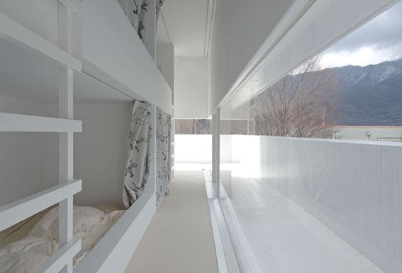 Многоуровневый дом в японском стиле фото 7