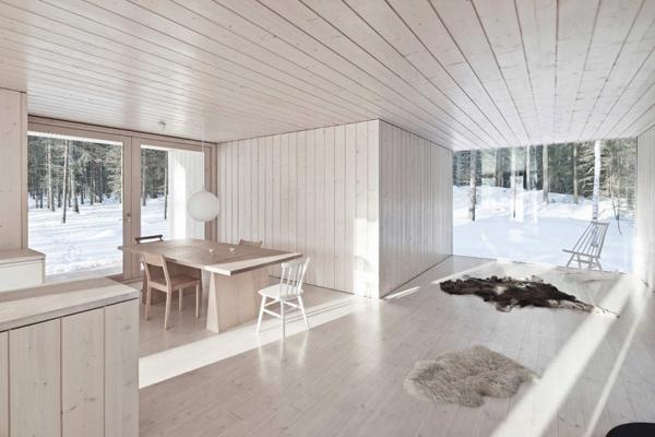 прекрасный финский домик фото 5