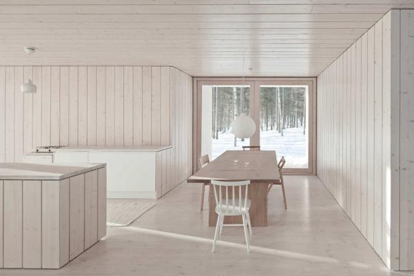 прекрасный финский домик фото 6