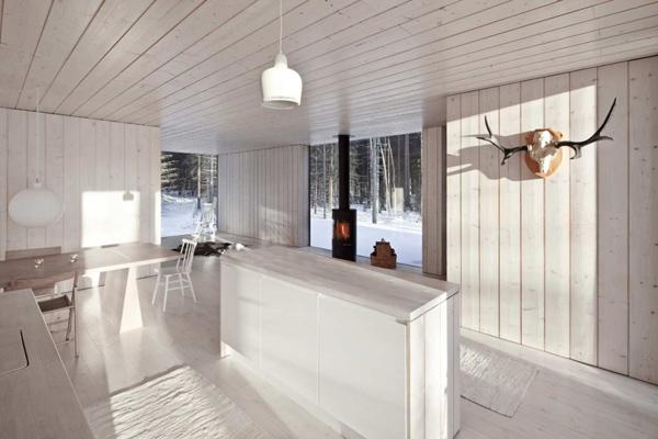 прекрасный финский домик фото 7