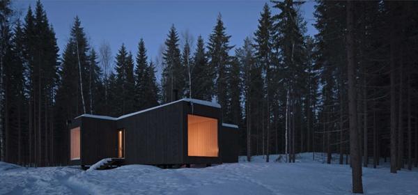 прекрасный финский домик фото 1