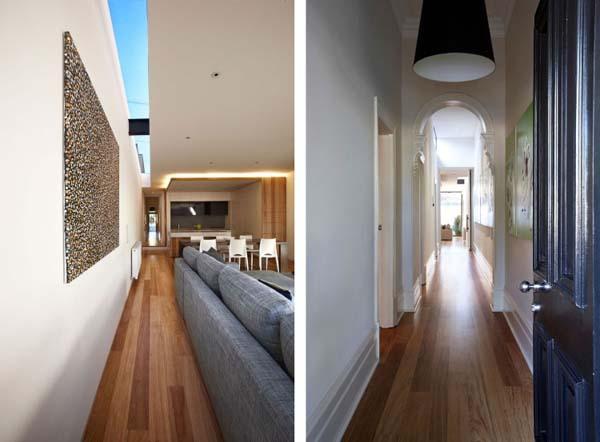 Расширение дома Treetop House