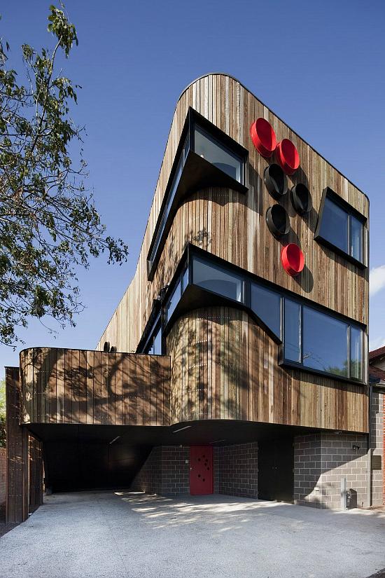 Жилой дом  в Австралии от Judd Lysenko