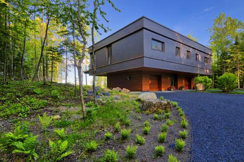 Большой дом - экологичный и технологичный