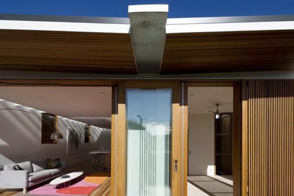 проект дома облицованный деревом