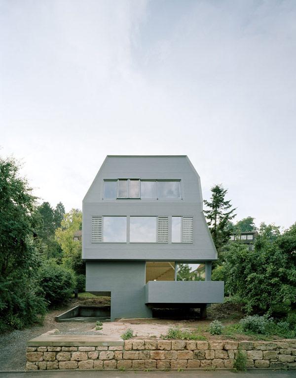 Деревянный дом с нулевым потреблением энергии