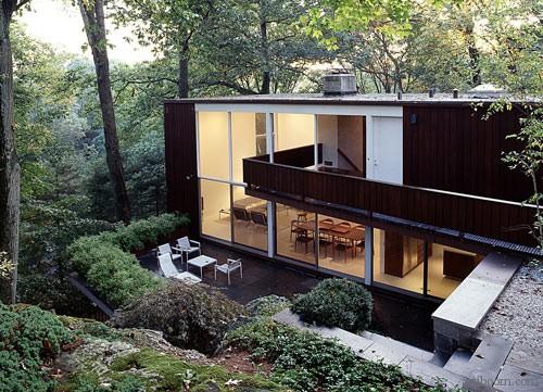 Дом в стиле модерн фото 1