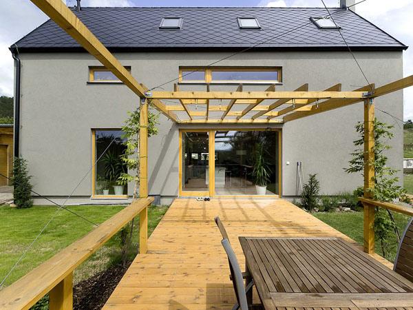 Простота дизайна: Деревенская архитектура, Чехия  фото 2