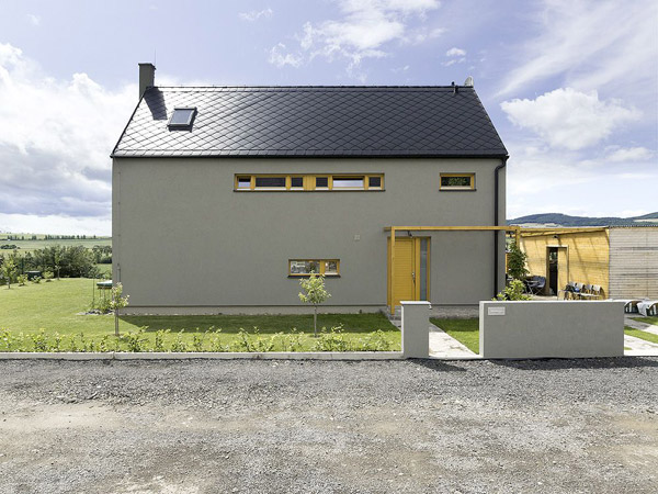 Простота дизайна: Деревенская архитектура, Чехия  фото 1