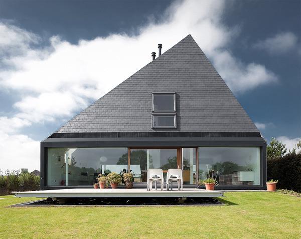 Дома-пирамиды фото 1