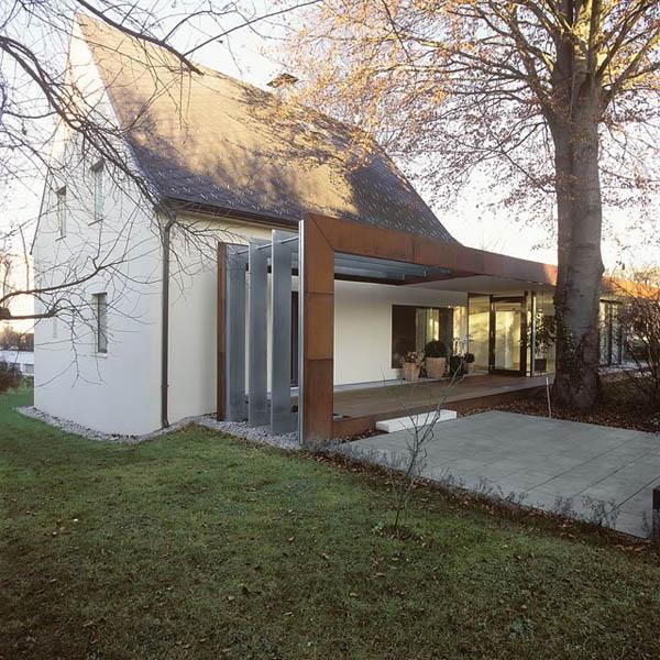 Реконструкция частного дома фото 11
