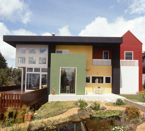 современный дом - проект