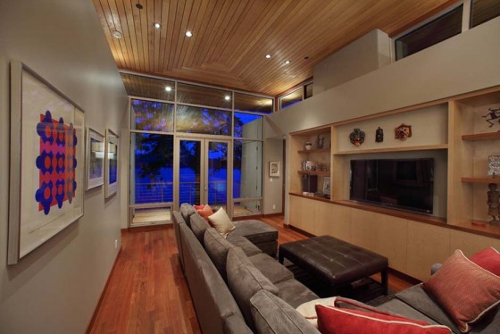Двухэтажный дом для пары пенсионеров фото 4