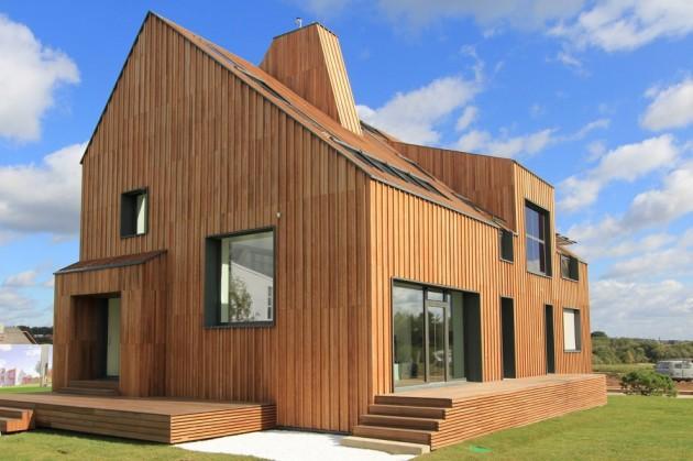 проект экологичного дома