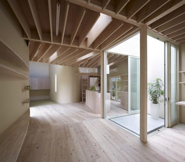 X-фактор - инновационный японский дом фото 5