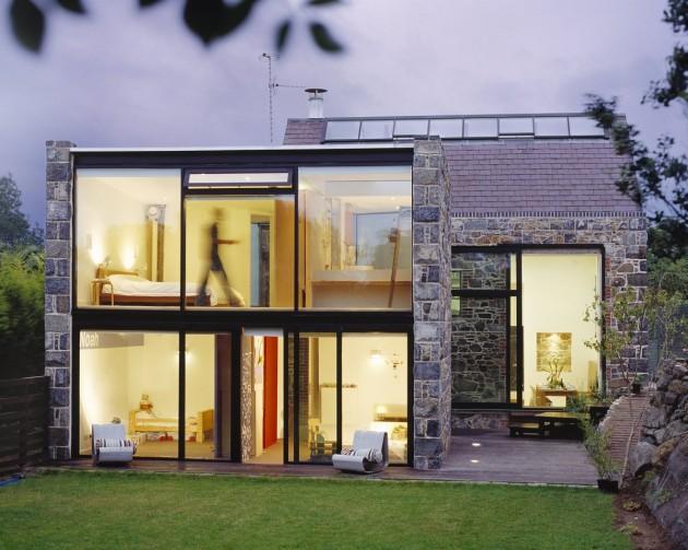 Современный жилой дом фото 1