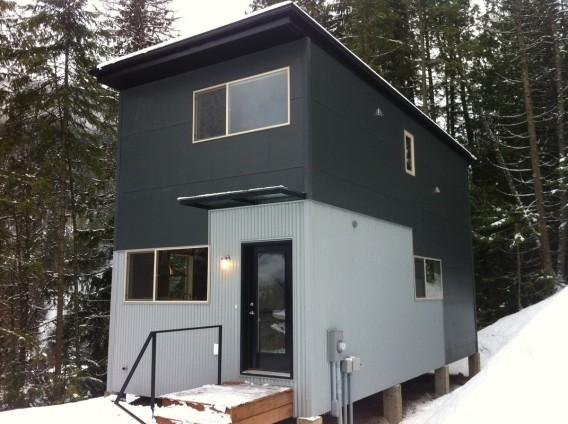 Удобный и экологичный сборный дом фото 1