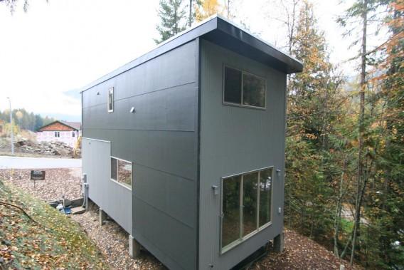 Удобный и экологичный сборный дом фото 5