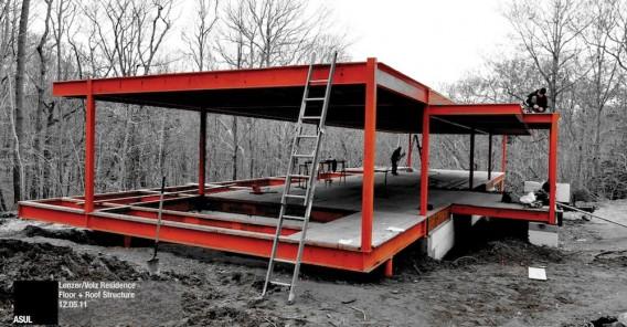 строительство блочного дома