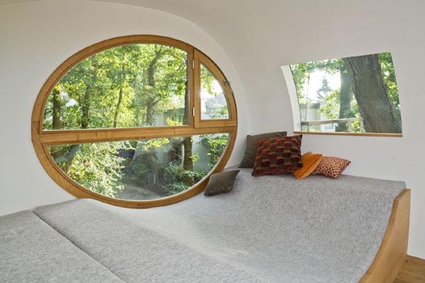 деревянный дом на дереве-9