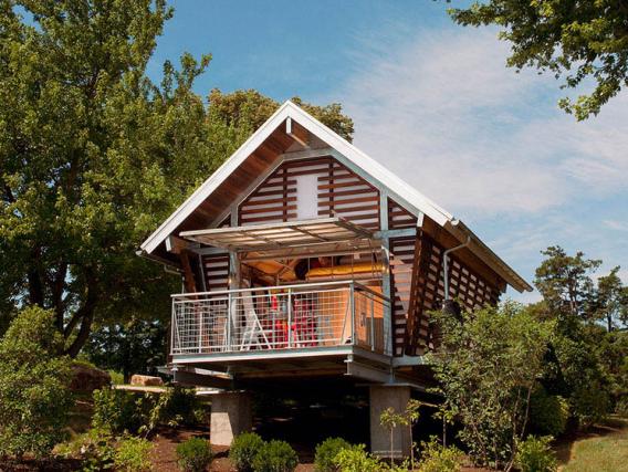 Эко-дом по проекту Broadhurst