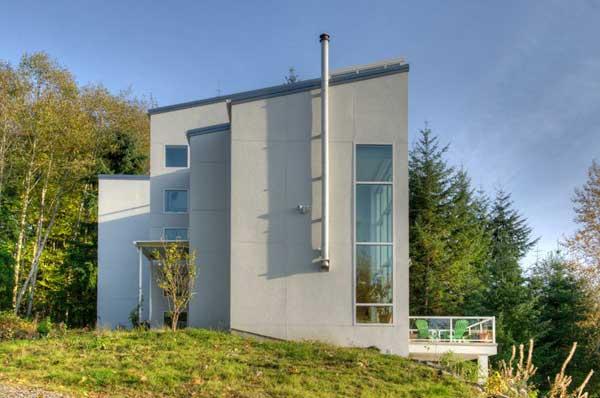 фото энергоэффективный дом Thomas Eco-House