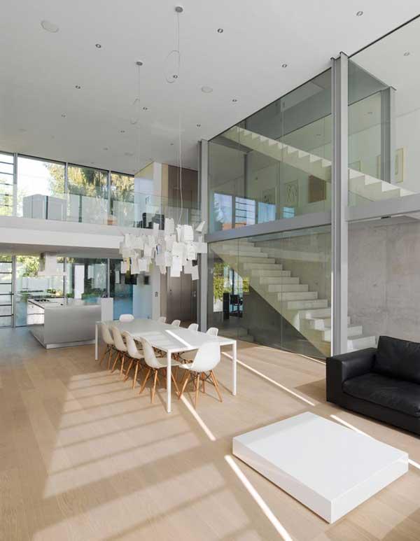 Шикарный четырехэтажный дом фото 8