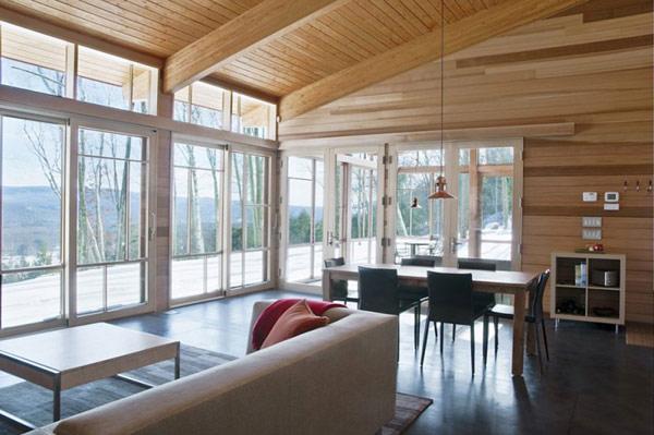 Скромный лесной дом фото 3