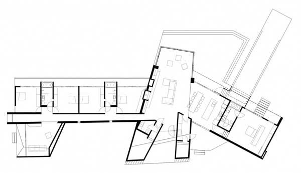 Стильный жилой дом фото 13