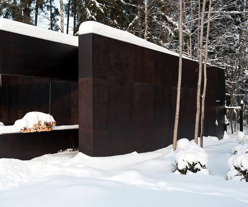 Загородный дом Сергея Наседкина фото 6