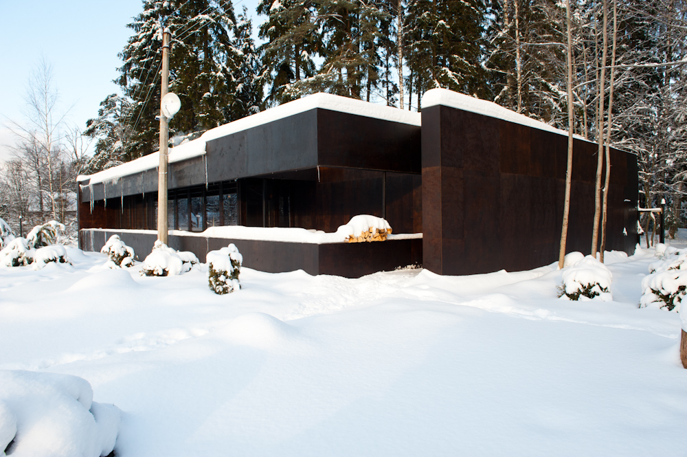 Загородный дом Сергея Наседкина фото 7