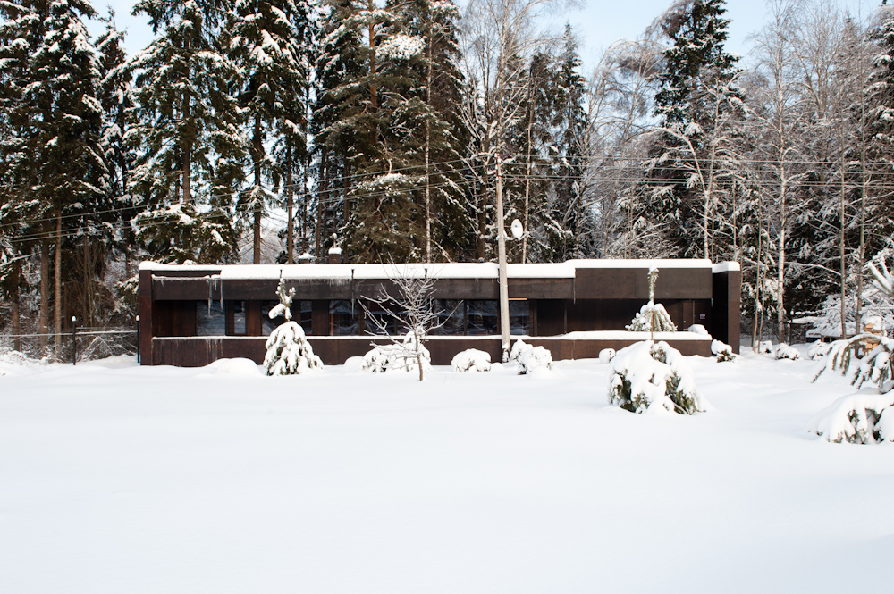 Загородный дом Сергея Наседкина фото 9
