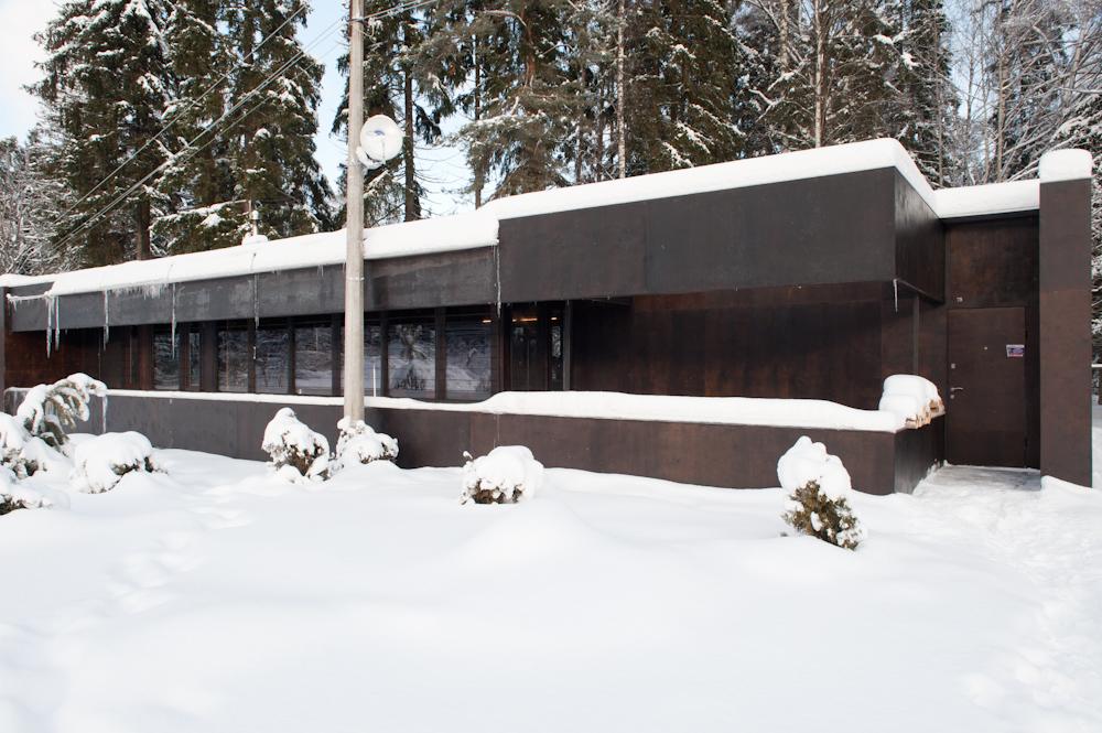 Загородный дом Сергея Наседкина фото 10