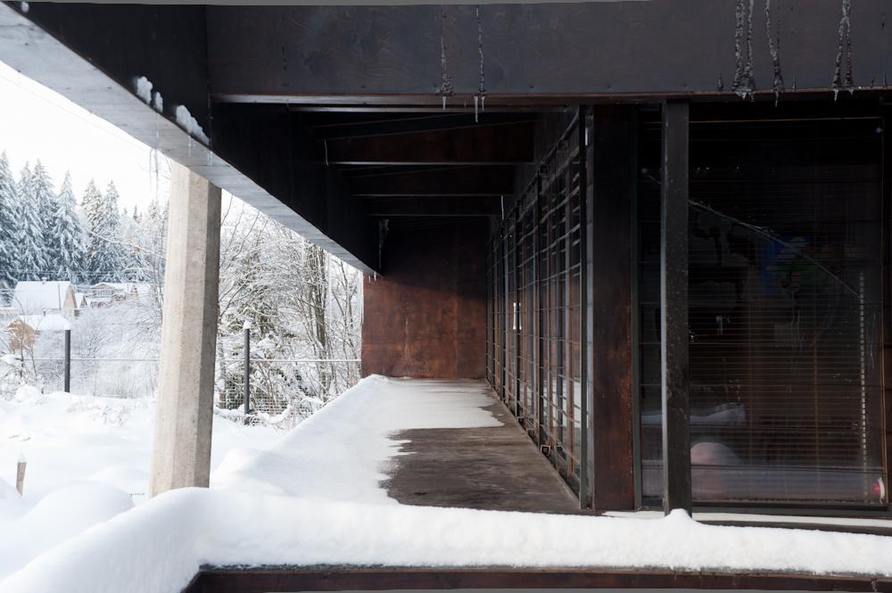 Загородный дом Сергея Наседкина фото 12