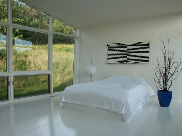 Загородный дом в графстве Ренсселаер по проекту David Jay Weiner фото 10