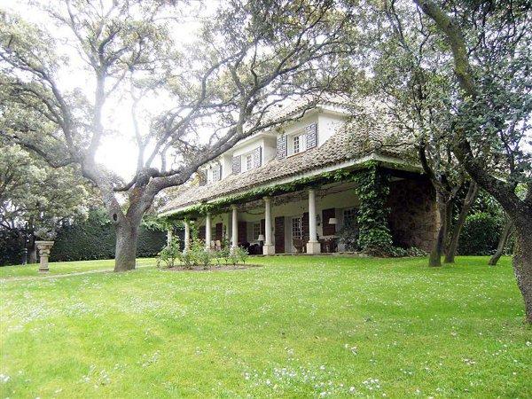 частный дом в классическом стиле фото 2