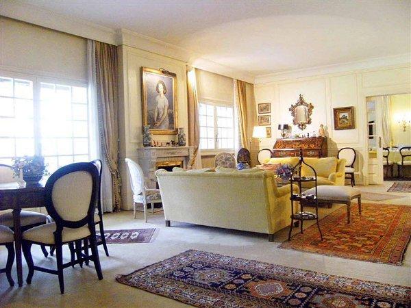 Дом в классическом стиле фото 6