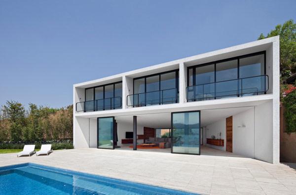 проект дома Вилла Casa Cardenas
