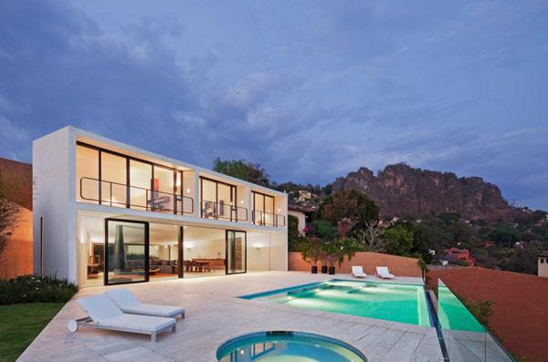 загородный дом Casa Cardenas