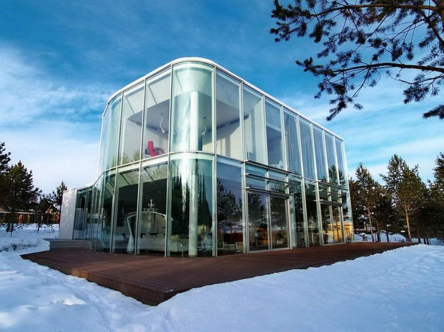 красивый дом в по проекту Андрея Тигунцева фото 9