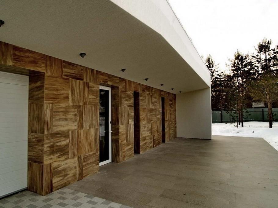 частный дом в бухте по проекту Андрея Тигунцева