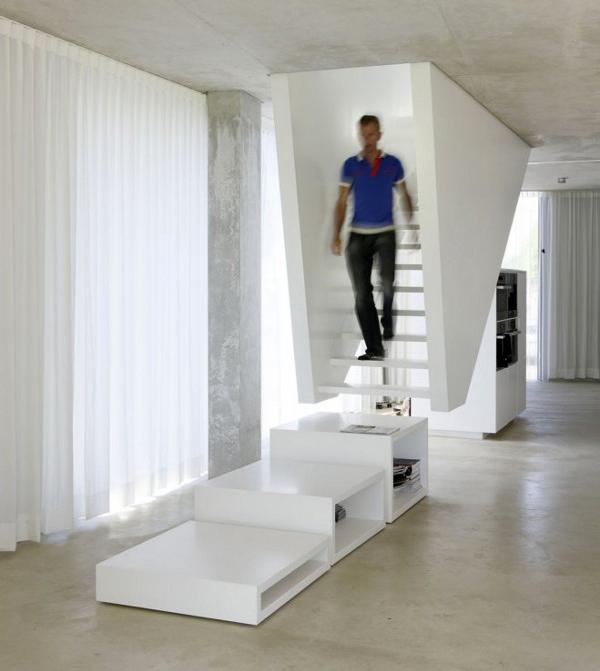 Изящный стеклянный дом как квинтэссенция минимализма фото 5
