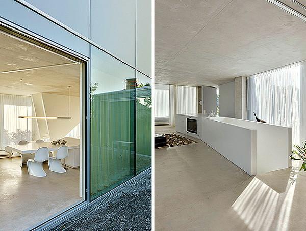 Изящный стеклянный дом как квинтэссенция минимализма фото 2