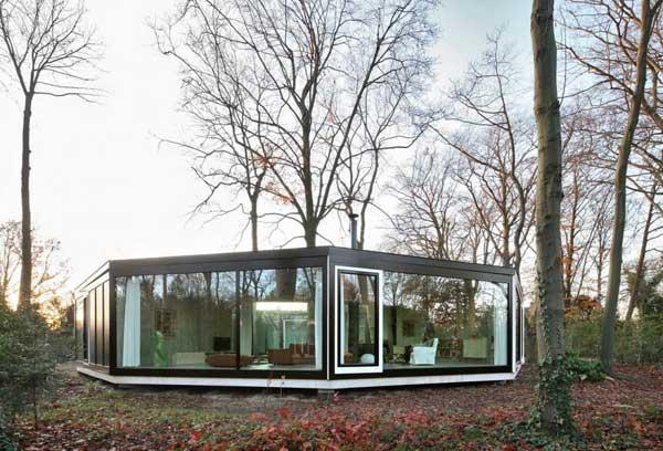 фото дома с окнами на все стороны света фото 1